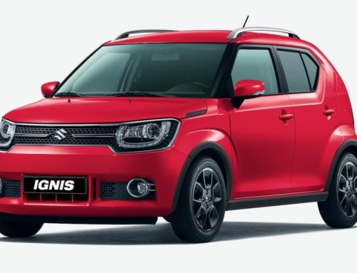 SUZUKI IGNIS 1.2 GL+ AC 2WD CRVENA NEMETALIK 99,310.49 KN