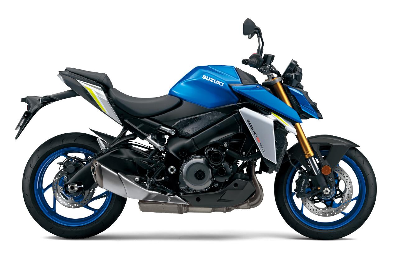 Suzuki GSX-S1000 bike