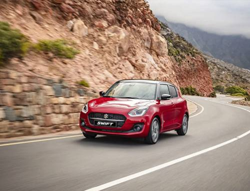 2021 Suzuki Swift varijante, cijene i značajke