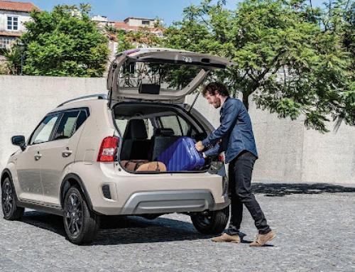 Najbolji Suzuki automobili za putovanja