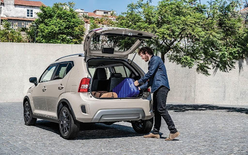 Suzuki cars for road trips